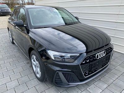 gebraucht Audi A1 Sportback S line 30 TFSI - LED - Klimatronic - PDC