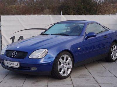 gebraucht Mercedes SLK200 Roadster*KLIMA*SHZ*TÜV 08/2020*