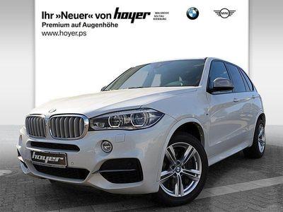 gebraucht BMW X5 M50d