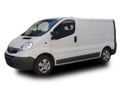 gebraucht Opel Vivaro 2.0 CDTI L1 H1 Werkstatt Klima