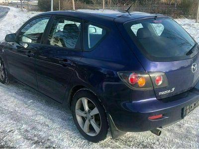 gebraucht Mazda 3 1.6 LPG 11/2005 Klimaautomatik Alu... als Limousine in Weil a. Lech