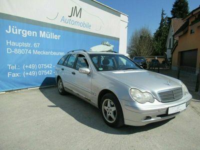gebraucht Mercedes C220 T CDI,Klimaautomatik,Schiebedach