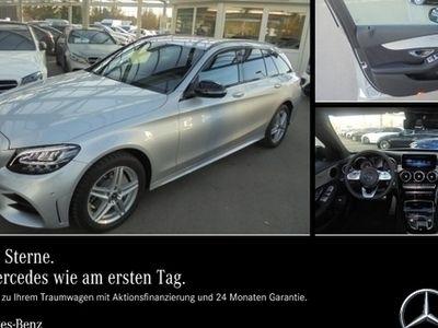 gebraucht Mercedes C200 T AMG/Nightp./Navi/PDC/LED/Kamera/AHK