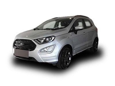 gebraucht Ford Ecosport 1.0 EcoBoost ST-Line Start/Stopp