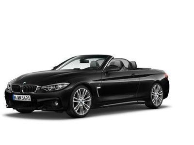 gebraucht BMW 420 d Cabrio (Navi Xenon Leder Klima Einparkhilfe)