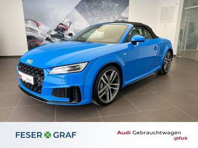 gebraucht Audi TT Roadster 45 TFSI quattro 180 kW (245 PS) S tronic