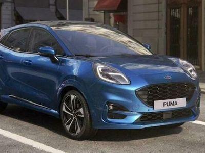 gebraucht Ford Puma ST-LineX 1.0 mHEV 155 Klimaaut NSW NAVI Spur PDC DAB B&O Play