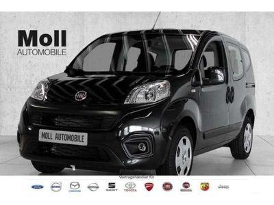 gebraucht Fiat Qubo 1.4 8V Lounge - Sitzheizung, Parksensoren, Klimaanlage