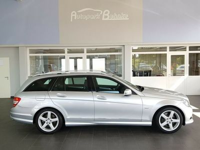gebraucht Mercedes C300 T AMG/Avantgarde COMAND/BiXenon/AHK/Sitzh.
