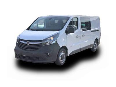 gebraucht Opel Vivaro Kasten L2H1 2,9t 1.6CDTI Klima AHK Tempomt