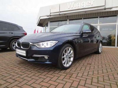 gebraucht BMW 328 i xDrive Touring/Leder/Navi/HUD/AHK-klappbar