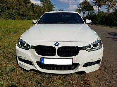gebraucht BMW 335 i M Sport Deutsch!!! Head Up Nav Prof 19 Zoll