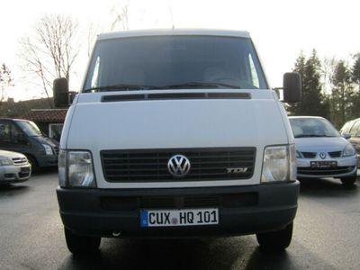 gebraucht VW LT Kastenwagen/Kombi 35 Kasten tüv 3,20