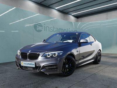 gebraucht BMW M240 M240iA Coupe LEDER+NAVI+MEM+H/K+LED+MEM+ACC+KAM+
