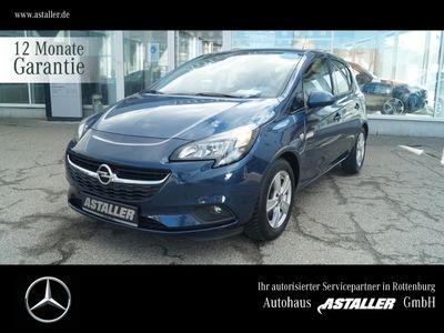gebraucht Opel Corsa 1.4 Edition+Nebelscheinw.+Klima+EU6+Autom.