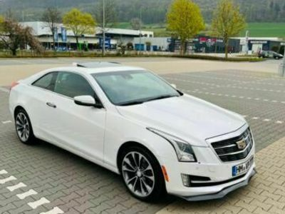 gebraucht Cadillac ATS Coupe 2.0T AWD Luxury
