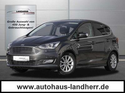 gebraucht Ford C-MAX Titanium/ Xenon/Parkautomatik/Kamera *6 Jahre Qualitätsversprechen
