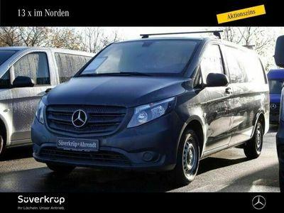 gebraucht Mercedes Vito 109 CDI Kasten/lang/Hecktüren als Van/Kleinbus in Neumünster