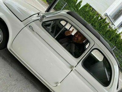 gebraucht Fiat 500 D Cabrio mit H-Kennzeichen