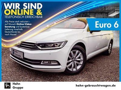 gebraucht VW Passat Passat Variant -Variant 2.0TDI EU6 Comf DSG LED Navi Sitz