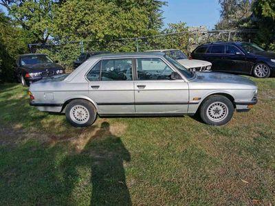 gebraucht BMW 524 e28 td Turbodiesel