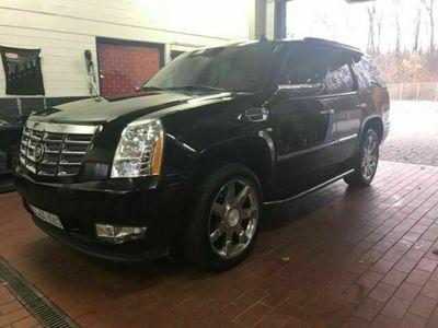 gebraucht Cadillac Escalade 6.2 V8 Sport Luxury LPG /Prıns