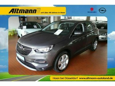 gebraucht Opel Grandland X Inno. AUTOMATIK / NAVI / Rückfahrk.