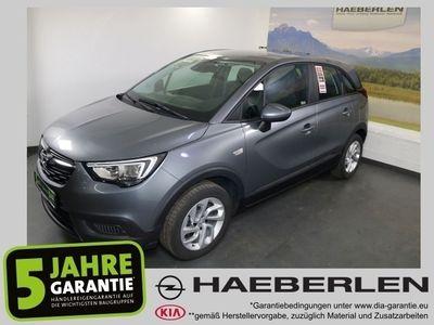 gebraucht Opel Crossland X 1.2 S/S *IntelliLink*Klima*PDC*