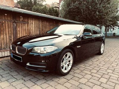 gebraucht BMW 518 5er Touring Aut.
