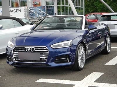gebraucht Audi A5 Cabriolet A5 2.0 TFSI S tronic Sport LED 19 Zoll