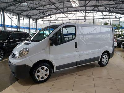 gebraucht Renault Trafic L1H1 2.0dCi 90 Klang&Klima 3Sitzer PDC