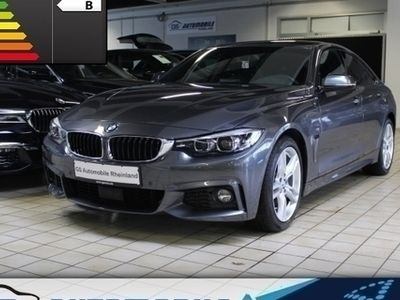 gebraucht BMW 420 Gran Coupé i Aut. M Sport Navi LED ACC EU6dT