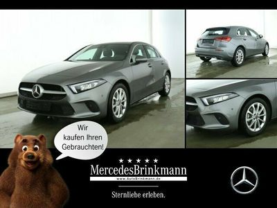 gebraucht Mercedes A200 PROGRESSIVE/LED/NAVI/SHZ/MBUX Parktronic