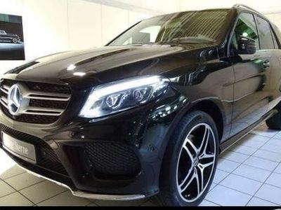 gebraucht Mercedes GLE350 d 4M AMG COMAND+LED+KEYLESS+PTS+Keyless