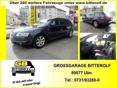 gebraucht Audi A6 Neu Avant 3.0 TDI Q tiptr HU 01-2023/Navi/GSD/StHzg/