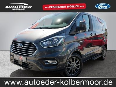 gebraucht Ford Custom Tourneo2.0 TDCi 320 L1 Titanium X EURO 6d- Einparkhilfe