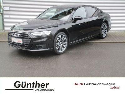 gebraucht Audi A8 50 TDI QUATTRO+PANORAMA+SPORTPAKET+STANDHEIZUNG+