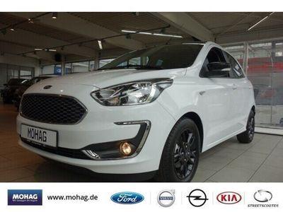 gebraucht Ford Ka KA+White*Edt.*KLIMAAUT.*BLUETOOTH*SZH*PPShint