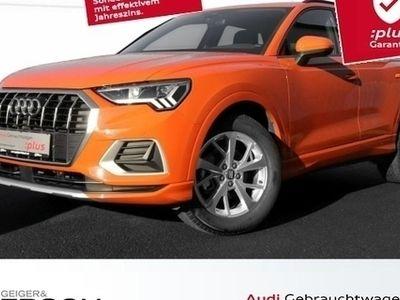 gebraucht Audi Q3 Sport 35 TDI VC LED AHK Leder Navi GRA