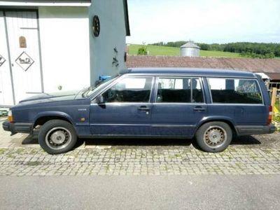 """gebraucht Volvo 740 GL """"Grande Luxe"""" Rarität"""