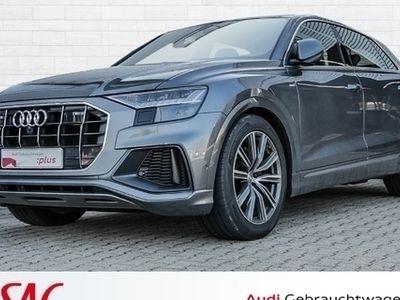 gebraucht Audi Q8 50 TDI quattro S line tiptronic