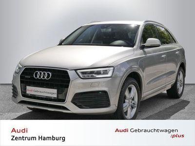 gebraucht Audi Q3 2,0 TDI sport quattro S tronic S LINE NAVI-PLUS