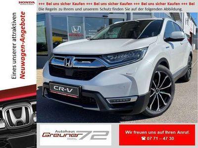 gebraucht Honda CR-V 2.0 i-MMD Hybrid 4WD Executive, 5 Jahre Garantie!
