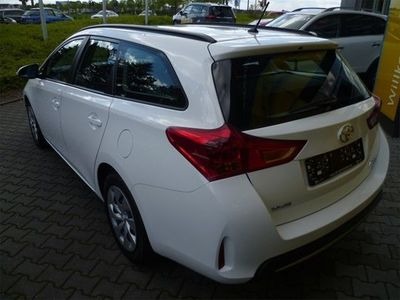 gebraucht Toyota Auris Touring Sports 1.4 D-4D Klimaauto WKR