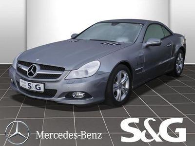 gebraucht Mercedes SL350 belüft. Multikonturs./Memory/Comand/Xenon