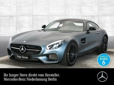gebraucht Mercedes AMG GT Cp. Carbon Perf-Sitze Perf-Abgas Pano LED