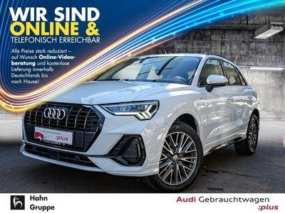 gebraucht Audi Q3 35TDI S-trc S-line EU6d LED GRA Virtual