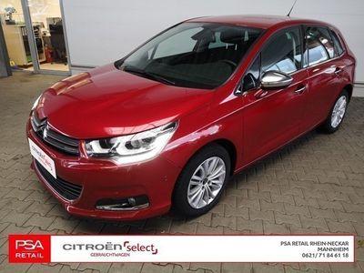 gebraucht Citroën C4 Selection PureTech 130 S&S EAT6*Navi*SH*Keyle