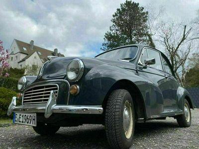 gebraucht Morris 1000 MINOR- mit H-Zulassung & Falt...
