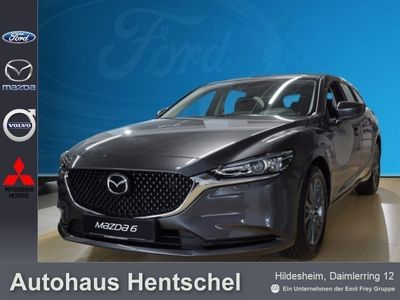 gebraucht Mazda 6 Kombi SKYACTIV-G 145 Prime-Line 107 kW, 5-türig